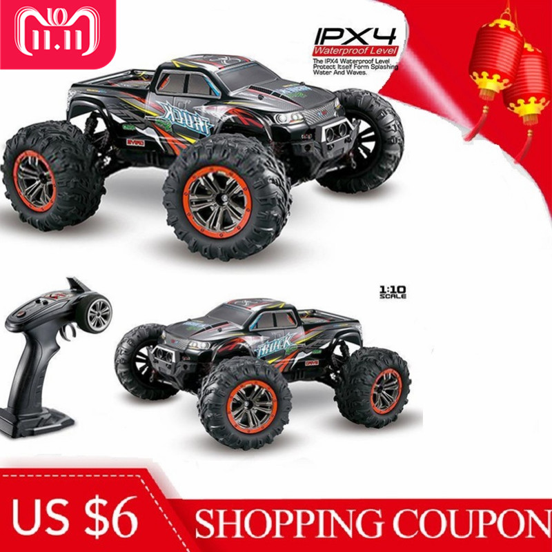 High Quality RC Car 9125 2.4G 1:10 1/10 Scale Racing Cars Car Supersonic Monster Truck Off-Road Vehicle Buggy Electronic Toy hongnor ofna x3e rtr 1 8 scale rc dune buggy cars electric off road w tenshock motor free shipping
