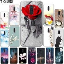 hot deal buy for xiaomi pocophone f1 case xiaomi poco f1 case silicone soft tpu phone case for xiaomi pocophone f1 global f 1 case cover cute