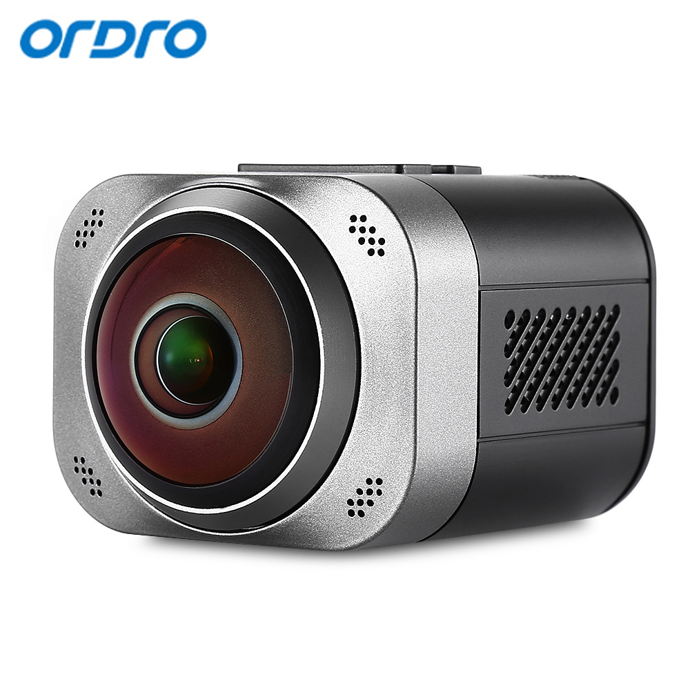 Original Ordro Full View Camcorder D5 1080p FHD Portable Digital Video Camera WIFI Loop Video Recording