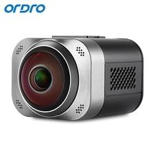 Ursprüngliche Ordro Full View Camcorder D5 1080 p FHD Tragbare Digitale Videokamera WIFI Videoaufzeichnung der Schleife Hdmi-ausgang