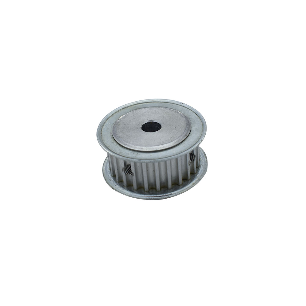 HTD 5M-16T-16W 5//6//6.35//8//10//12mm Bore Pitch-5mm Synchronous Timing Belt Pulley