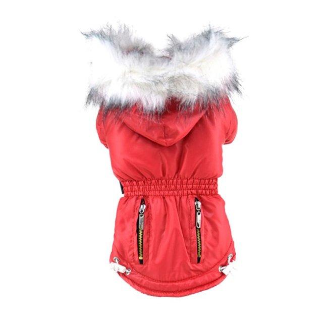 Autunno Inverno Caldo Vestiti Del Cane per Cane di Piccola Taglia Del Cane Giacc