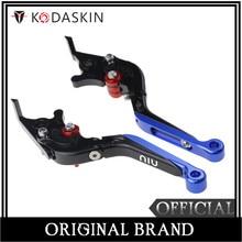 KODASKIN Folding Extendable Brake Clutch Levers for NIU N1 N1S M1 U1 M+