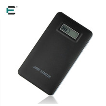 E T 400 Peak Amp Portable Car Jump Starter Phone Power Bank for iPhone & Andriod Devices Auto Battery Pack Booster Charger