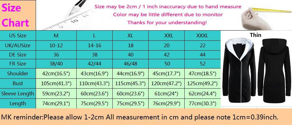 sizes thin