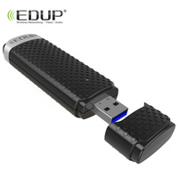 EP AC1617 802 11AC 1200Mbps 2 4G 5G Dual Band USB WiFi Wireless Adapter