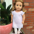 18 Inches American Girl Doll Clothes Princess Fantasy Cheap Clothing Suits AG308