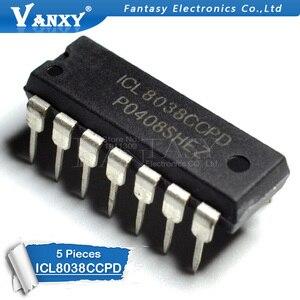 Image 2 - 5PCS ICL8038CCPD DIP14 ICL8038 DIP 8038CCPD DIP 14