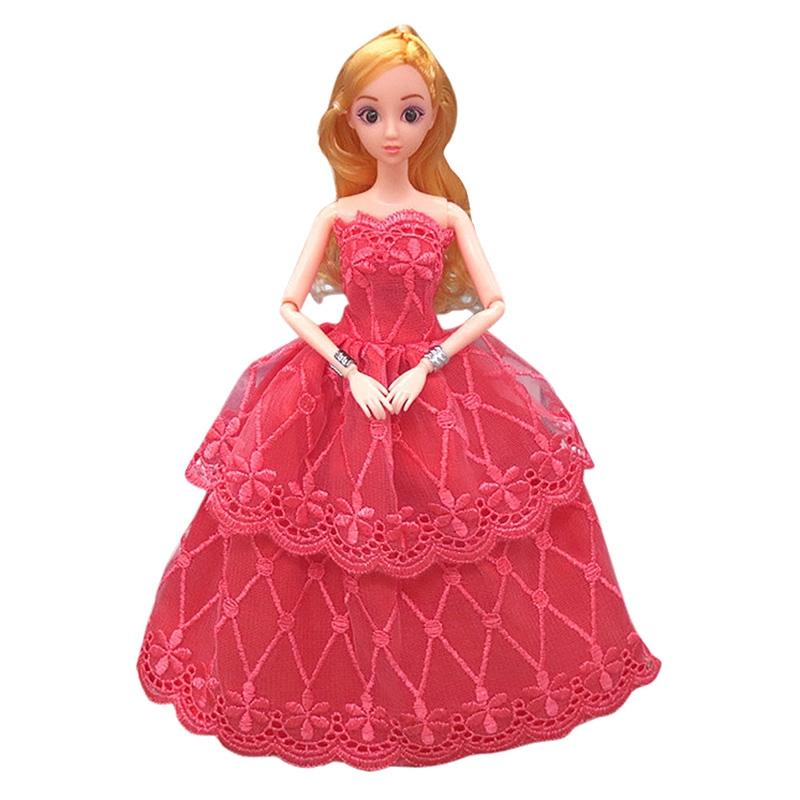 LeadingStar 11 Inches Beautiful Dress for Barbie Dolls Clothes Nice ...
