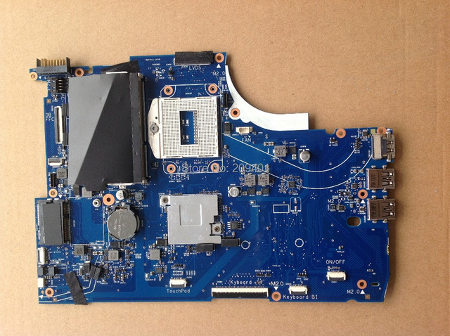 Para HP ENVY 15 Laptop Motherboard 720565-501 Mainboard DDR3 Totalmente Testado Bom Estado