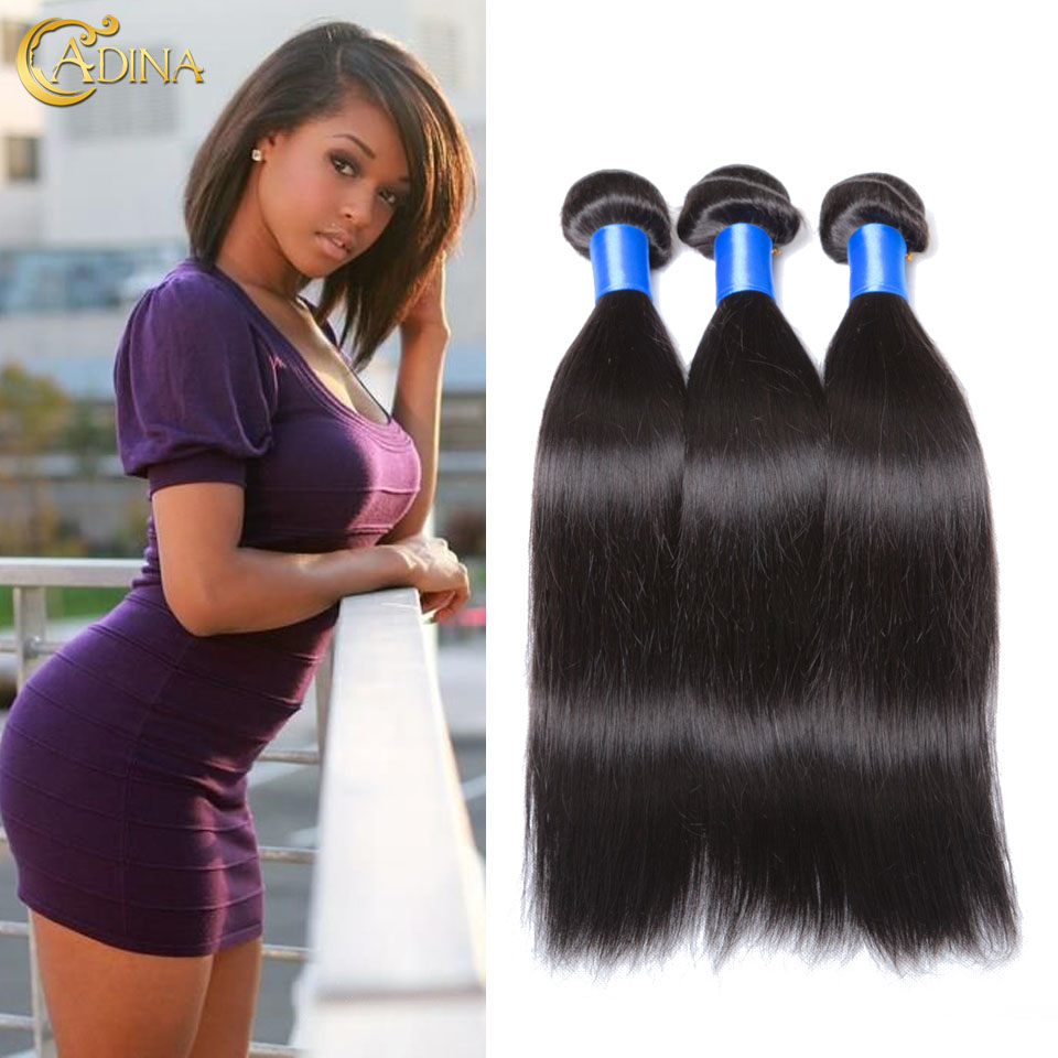 Straight fashion brazilian human virgin hair new short hair style straight fashion brazilian human virgin hair new short hair style 7a grade 3 bundles straight weave extension in hair weaves from hair extensions wigs on pmusecretfo Images