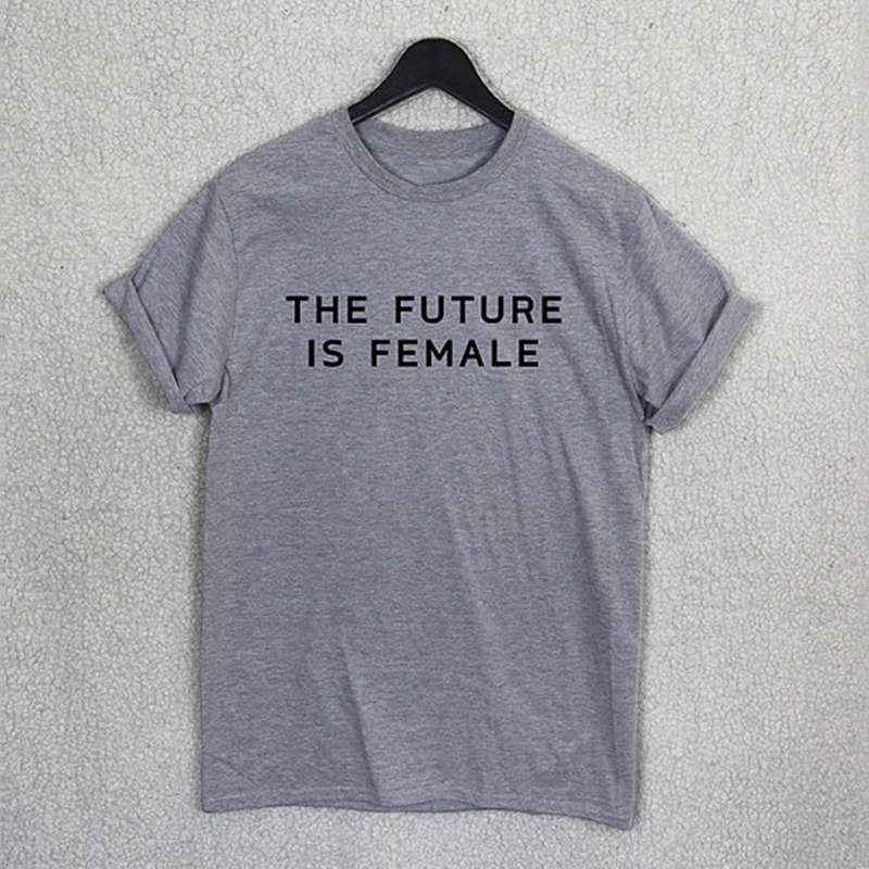 Feminist T Shirt Top Future Is Female Smash The Patriarchy Unisex Funny Tumblr Gift ...