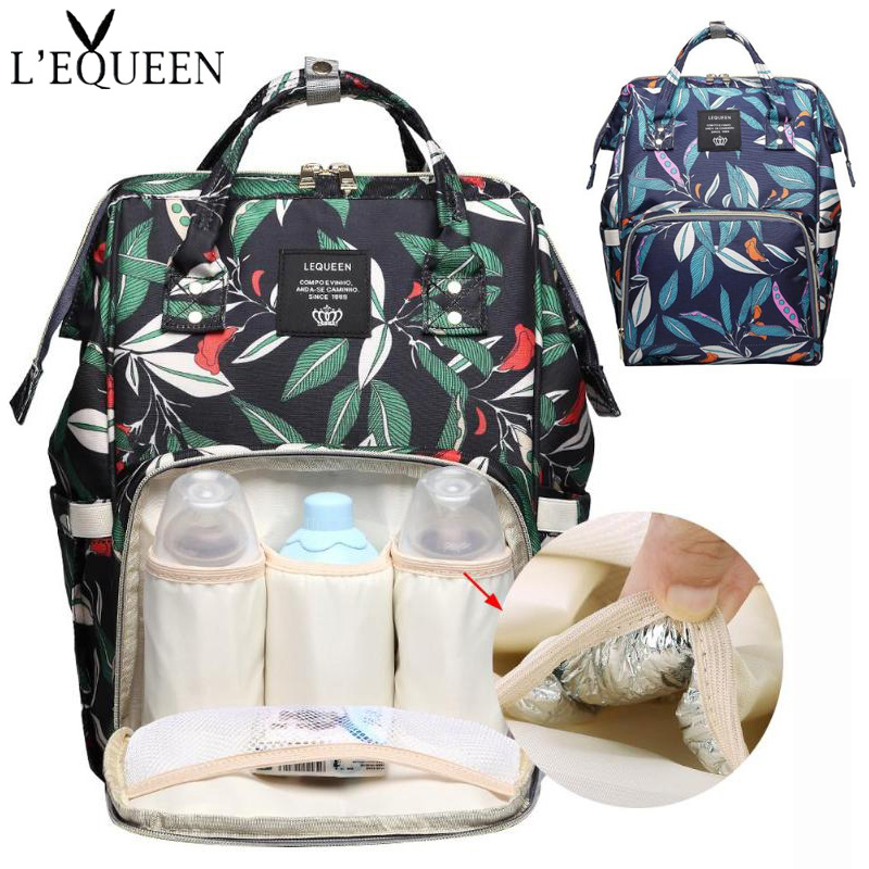 Multifunction Mummy Maternity Diaper Bag Large Waterproof Nursing Bag Travel Backpack for mom Stroller Baby Nappy Bag Baby Care baby diaper bag backpack maternity nursing bag for stroller nappy changing bag baby care organizer for mom travel backpack d3