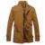 2017 new arrival britânico homens do revestimento de trincheira grosso casaco de lã dos homens quentes lining plus size homens jaqueta de inverno roupas de marca (FY010)