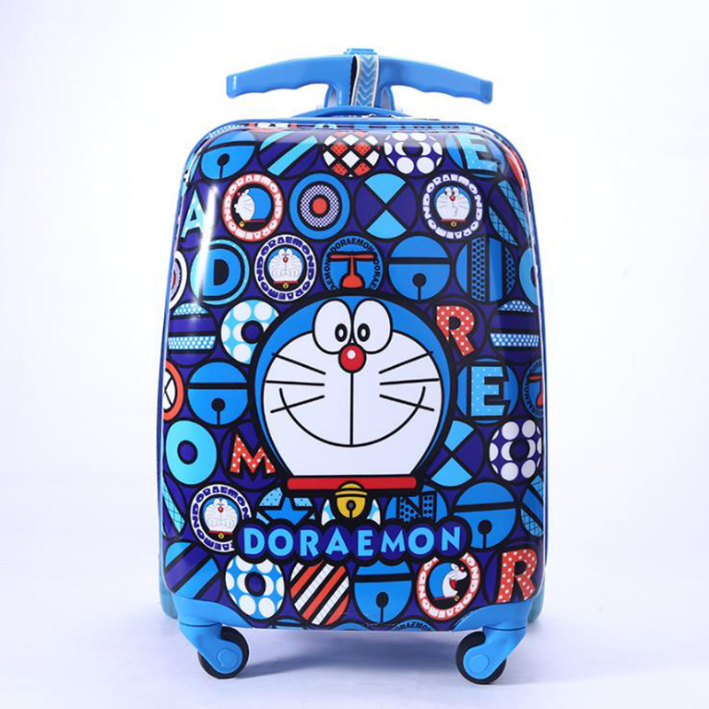 CARRYLOVE الطفل هدية سكوتر حقيبة المقصورة عربة التزلج lazyHigh جودة ، الضروري السفر الأمتعة حقيبة للأطفال-في حقائب سفر بعجلات من حقائب وأمتعة على  مجموعة 3