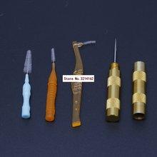 Новый 4 шт распылитель для уборки Форсунка пистолет ремонта
