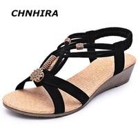 2016 Summer Fashion White Shoes Flat Heel Flip Gladiator Brief Herringbone Flip Flop Sandals Flat Women