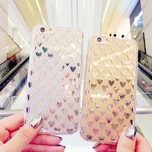 Shining Phone Case iPhone 7 7 plus 6 6 s plus 5 5S SE