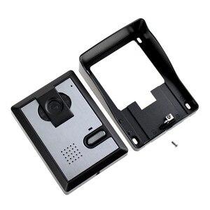 Image 3 - 무료 배송 비디오 도어 인터콤 시스템 비디오 도어 벨 야외 카메라 cmos ir 야간 투시경 홈/아파트
