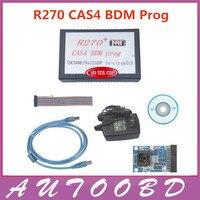 DHL LIBERA il prodotto Più Votate R270 programmatore chiave auto per R270 CAS4 BDM Programmatore chilometraggio correzione contachilometri strumento di regolazione
