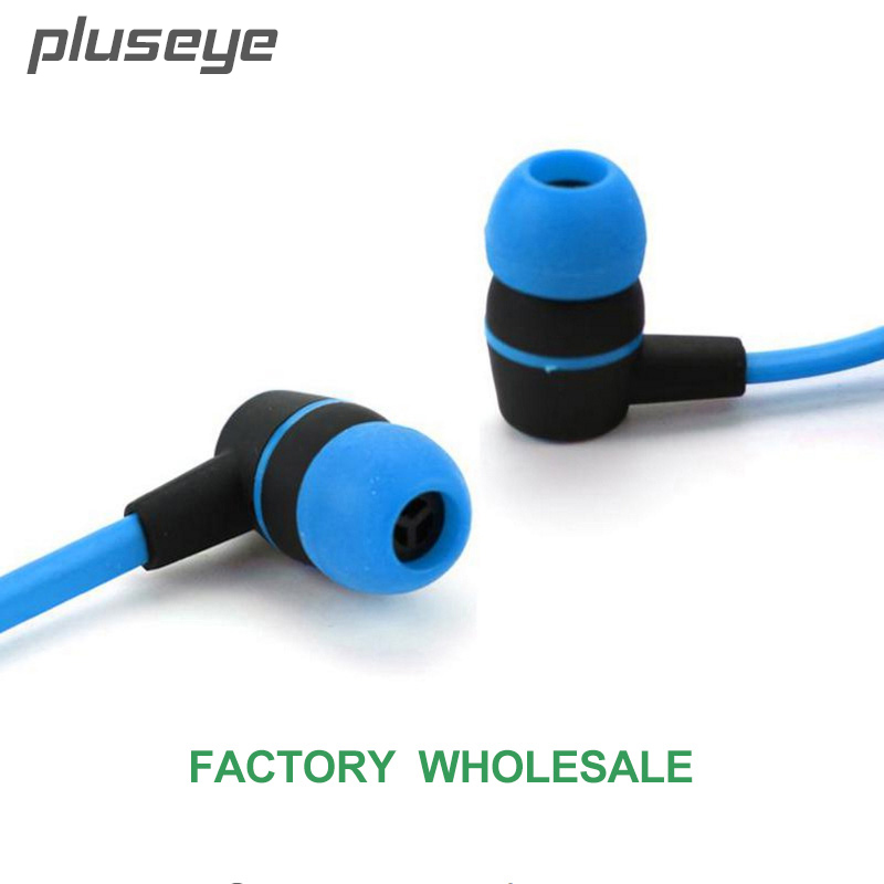 mini 3.5mm In-Ear line headset outdoor earphones game headset without mic for xiaomi iphone samsung