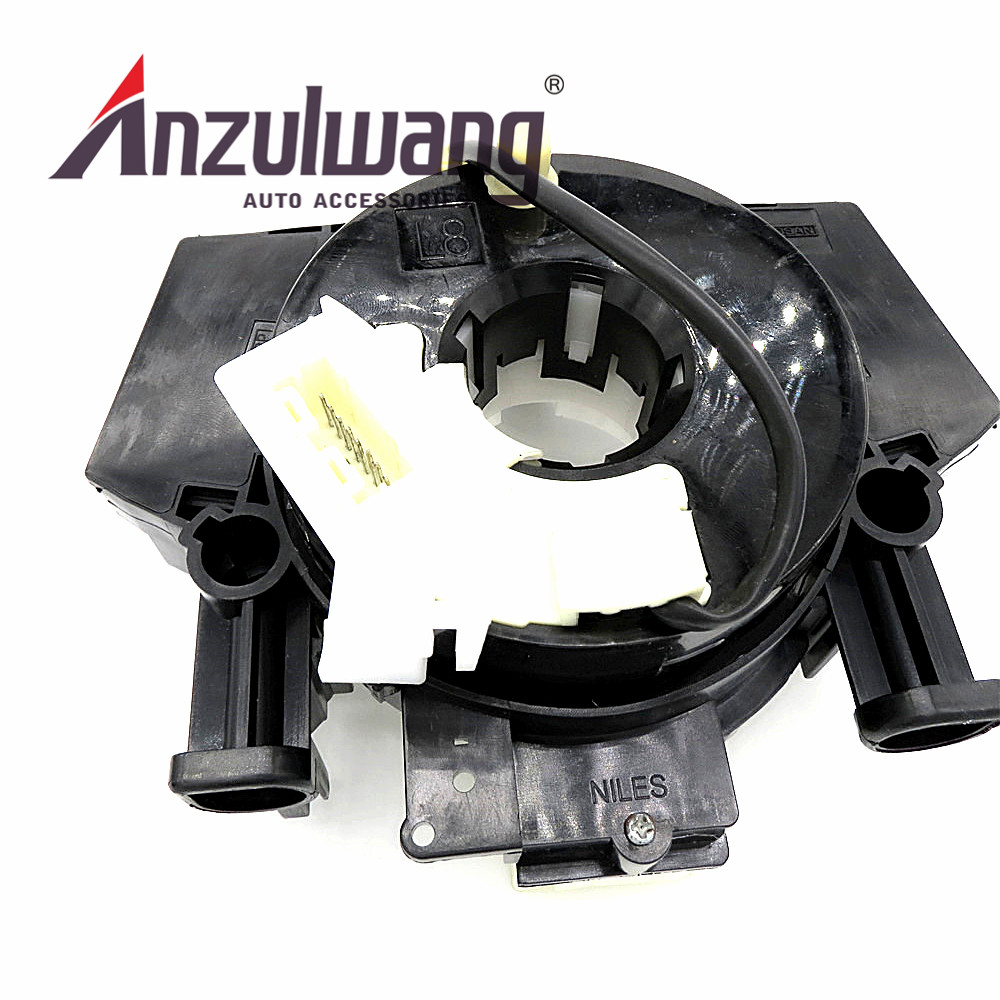 hight resolution of auto parts airbag spiral cable clock spring 25567 je00e 25567je00e for nissan tiida navara d40 pathfinder r51 e commers oline store and secure shopping