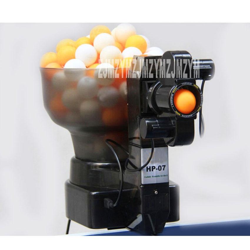 HP-07 PING PONG//TENNIS DE TABLE Robots automatique machine à balles pour entraînement