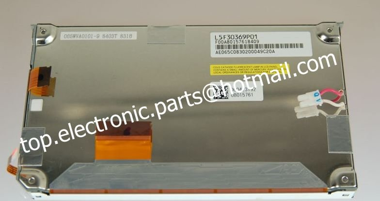 6.5 L5F30369T08 lcd screen display panel with touch screen digitizer lens replacement free shipping