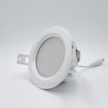 Hot sale 15W IP65 Waterproof Downlights COB downlight,12W LED COB Ceiling Down lights for Bathroom Kitchen Free Shipping