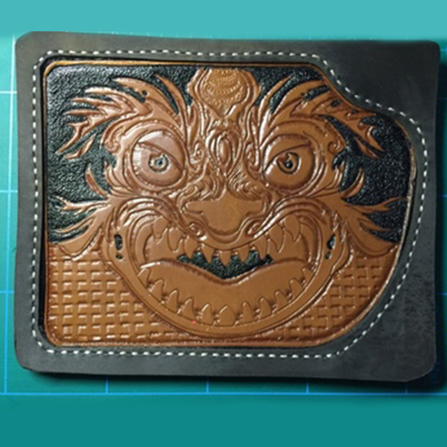 20 PCS/SET Handmade Leather Stamp Kit Cowhide Carving Printing Sewing Tools DIY Leather Seal Set Metal Printing Tools Set