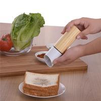 Adjustable Salt and Pepper Grinder Salt Spice Sauce Grinders Muller Pepper Mill Dinner Cooking Tools Kitchen Pepper Mills