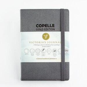 Image 5 - COPELLE GOLD EDITION Gepunktete Monatliche Planer/Notebook/Kugel Dot Grid Journal/Bujo