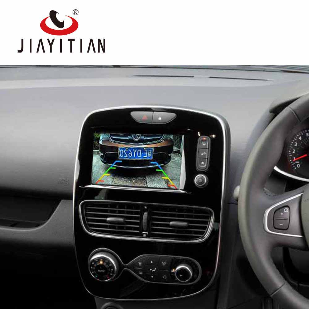 JIAYITIAN For Renault Clio 4 IV RS 2012 2013 2014 2015 2016 2017 Reversing Camera/OEM Screen Adapter Cable Rear View Camera/kit