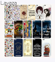 Lavaza 259CA Pretty interesting Harry Potter Hard Case for Xiaomi Redmi 4X 4 4A Pro prime Note 4 4X 2 3S 3 Pro Mi5 Mi5s Mi6