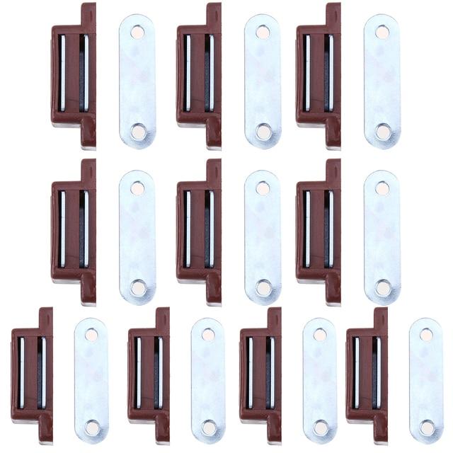 10pcsset Cupboard Door Touch Cabinet Door Suck Sensor Plastic