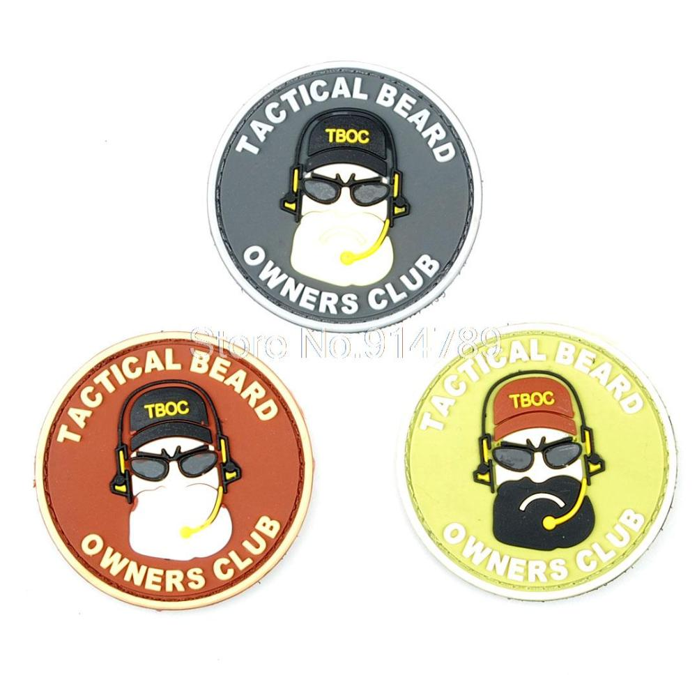TACTICAL BEARD OWNER CLUB
