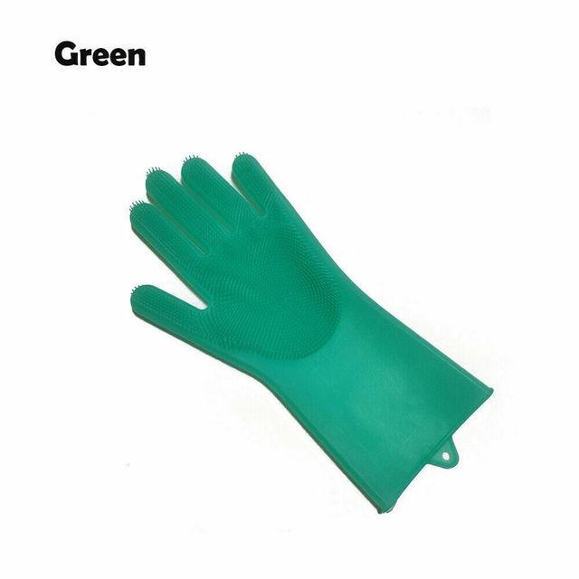 Magic Dish Washing Gloves...