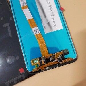 Image 4 - Avec cadre pour Huawei Honor 10 COL L29 LCD écran tactile numériseur assemblée remplacement avec empreinte digitale