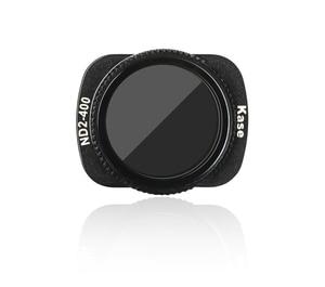 Image 4 - Kase Variabele Mc Nd Vnd Neutral Density Filter ND2 400 Magnetische Ontwerp Optische Glas Voor Dji Osmo Pocket Handheld Camera