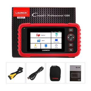 Image 5 - LAUNCH X431 CRP123X CRP123 X Auto Code Reader OBD2 Scanner OBDII Diagnostic Tool ENG AT ABS SRS Launch Scanner Automotive Tool