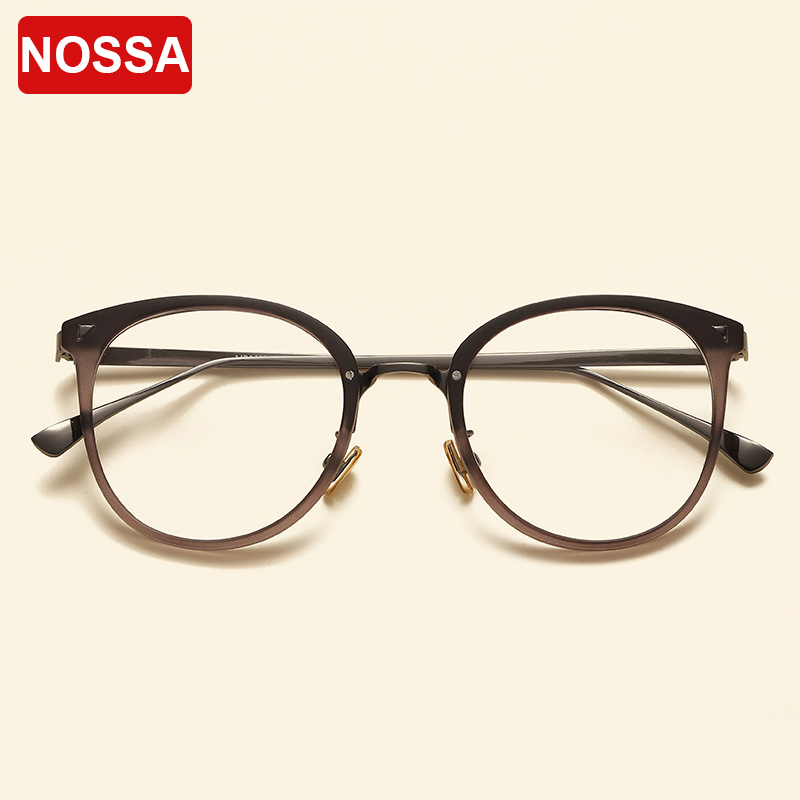 Contemporary Mens Round Eyeglass Frames Mold - Framed Art Ideas ...