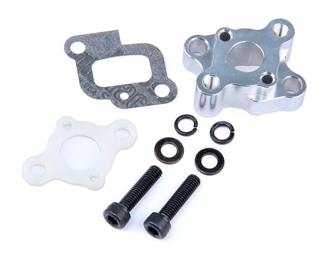 Alloy Intake Manifold for HPI Rovan KM 1/5 Rc Buggies Baja 5B 5T 5SC parts
