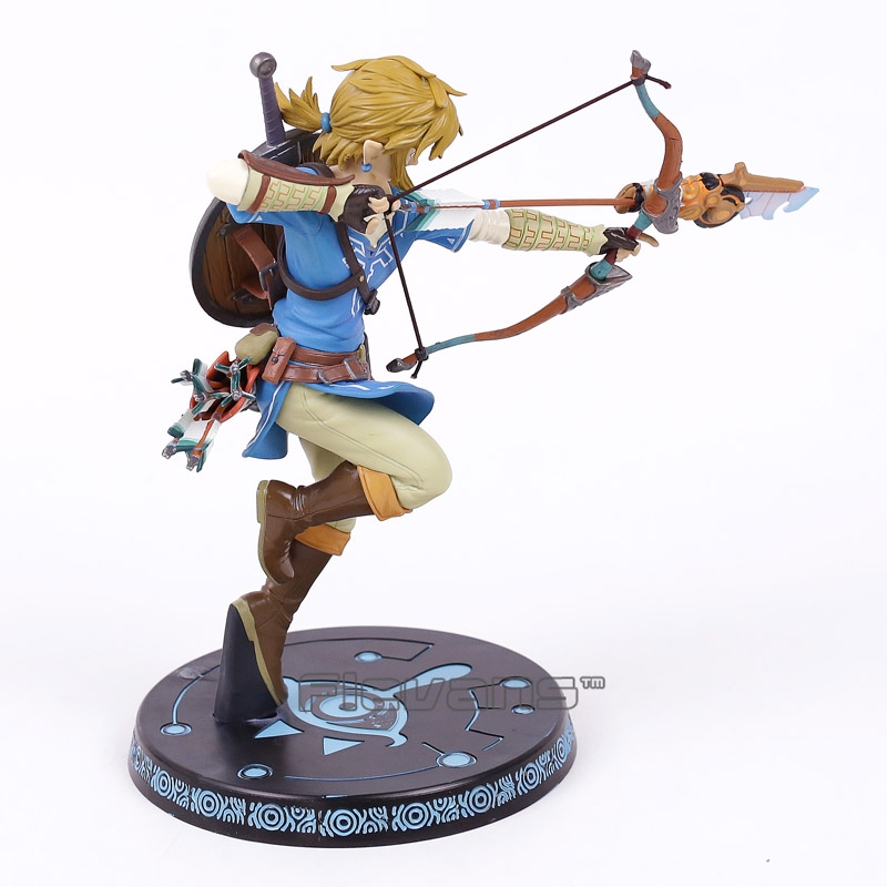 figurine zelda breath of the wild