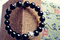 Fine jewelry 925 sterling silver agate bracelet, yoga bracelets,expandable bracelet  with genuine Material quality guarantee