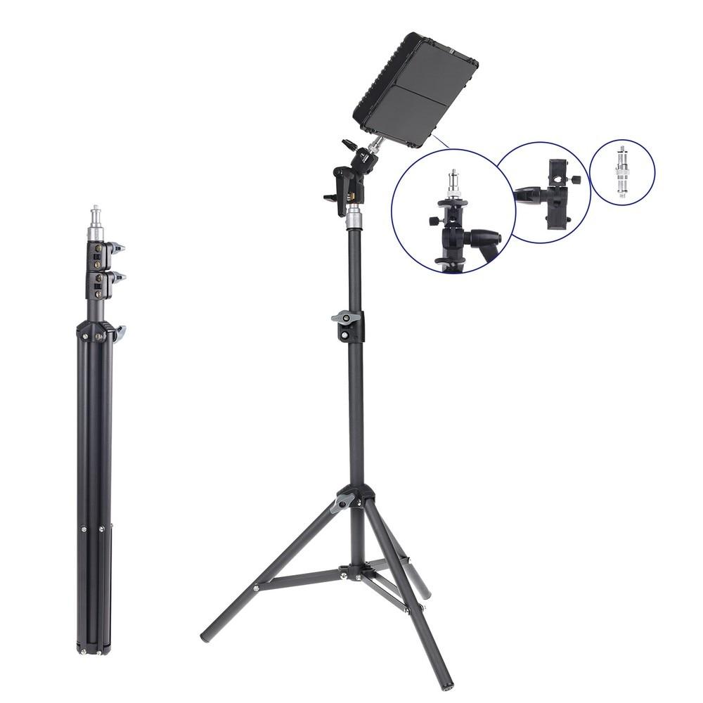 Capsaver TL-600A LED-videoljuskit Justerbar bi-färgfotografisk - Kamera och foto - Foto 4