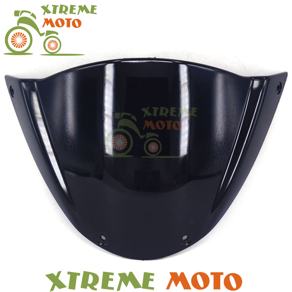 Black Motorcycle Windscreen Windshield For Ducati Monster 696 ABS 796 1100 EVO 1100S 1100ABS Motocross Motorbike Dirt Bike motorcycle windscreen windshield for hyosung atk gt125 gt650r gt250r kasinski mirage 250r 650r motocross motorbike dirt bike