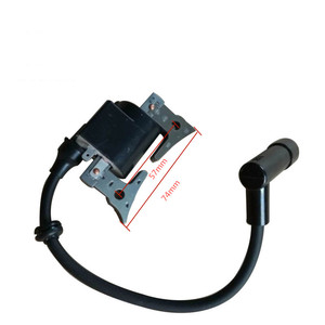 Image 2 - IGNITION COIL FITS ROBIN SUBARU EX13 EX17 EX21 6 ~7 HP OHC 169CC 211CC MAGNETO MODULE STATOR SUBARU PARTS 277 79431 01