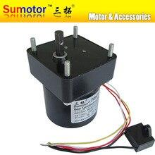 70 60KTYZ 15 rpm 20 W 220-240 V 50/60 HZ AC motorreductor síncrono CW/CCW reversible, pantalla de proyección eléctrica de larga vida útil