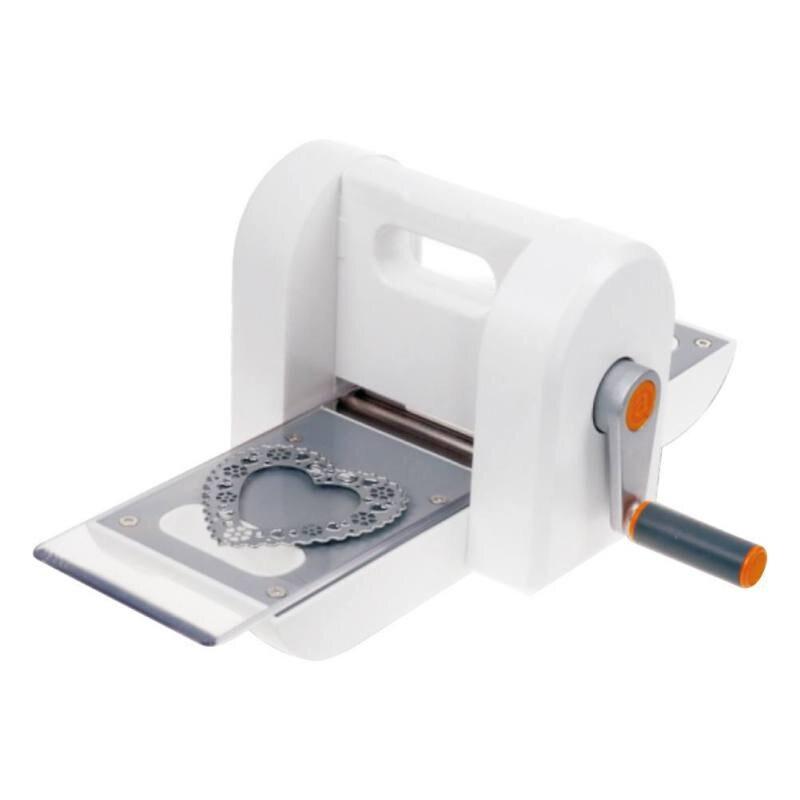 Bricolage À La Main Type Gaufreuses Mini Papier Machine De Découpe En Acier Inoxydable Découpes pour Artisanat Artisanat Carte Cadeaux Accessoires pour Enfants