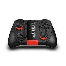 MOCUTE 050 Bluetooth אלחוטי בקר שלט רחוק עבור IOS אנדרואיד smartphone VR Gamepad ג ויסטיק